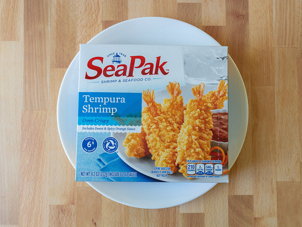 SeaPak Tempura Shrimp