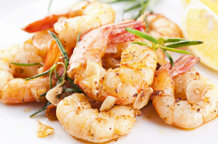 Wild-Caught Gulf Shrimp To Your Door