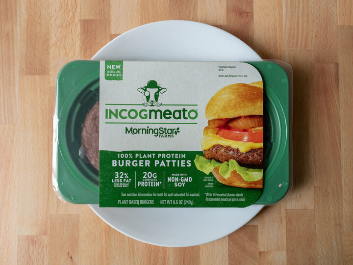 MorningStar Farms Incogmeato Burger