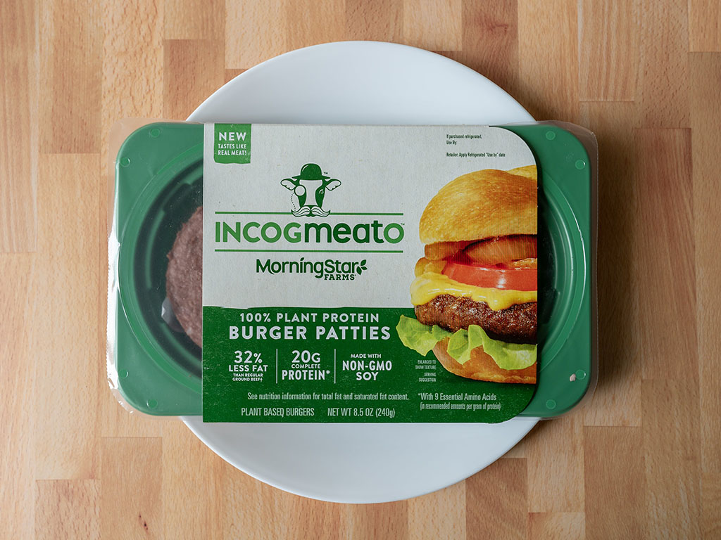 MorningStar Farms Incogmeato Burger