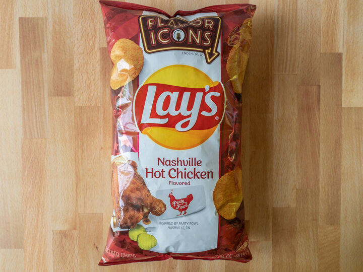 Lay's Nashville Hot Chicken