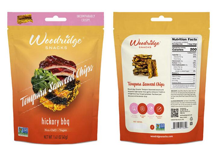Woodbridge Snacks Tempura Seaweed Snacks