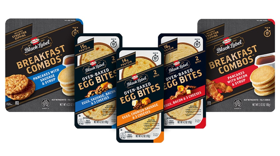 All new Hormel breakfast options released