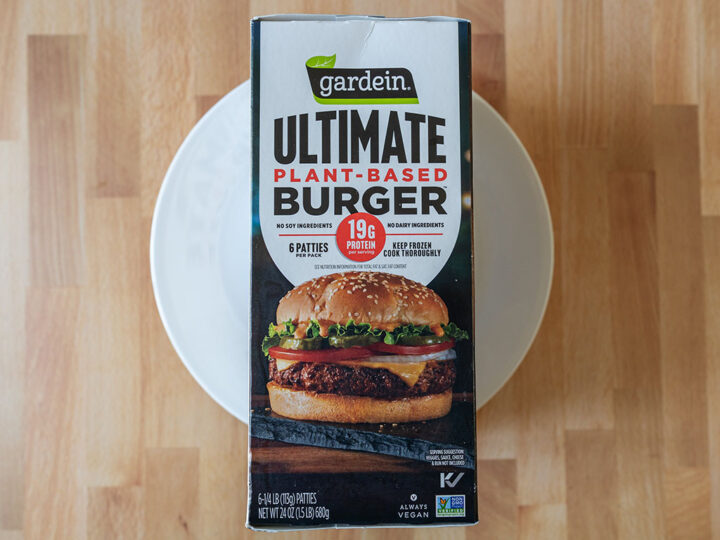 Gardein Ultimate Plant-Based Burger