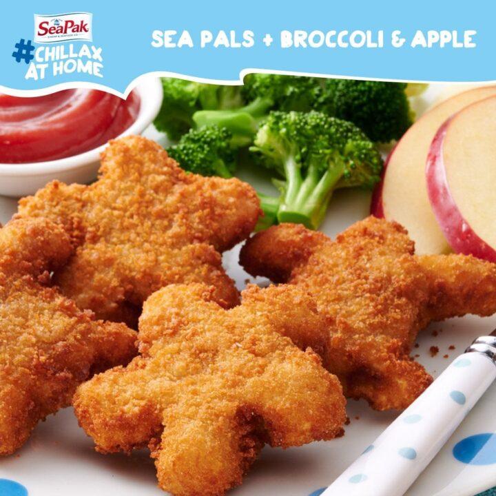 SeaPak Shrimp SeaPals
