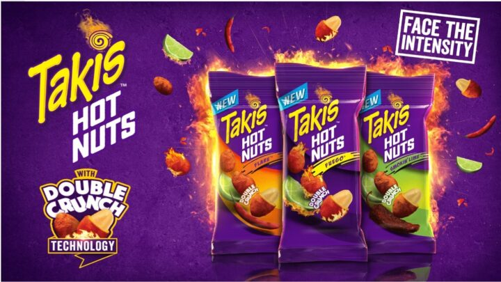 Takis launches all new Takis Hot Nuts