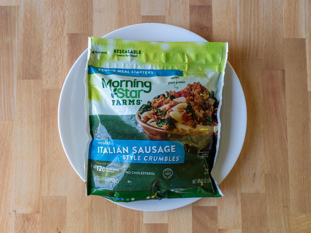 MorningStar Farms Italian Sausage Style Crumbles