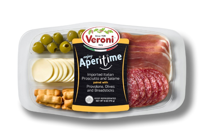 Veroni launches Party Tray