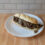Hearty French dip sandwich