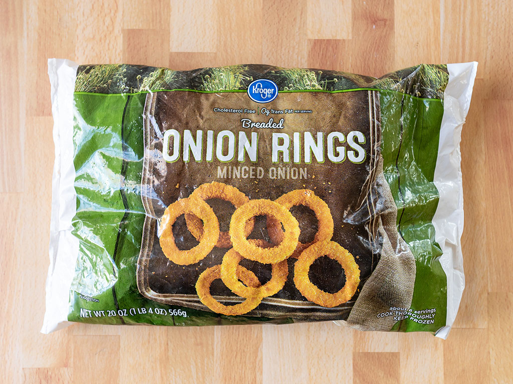 Kroger Breaded Onion Rings