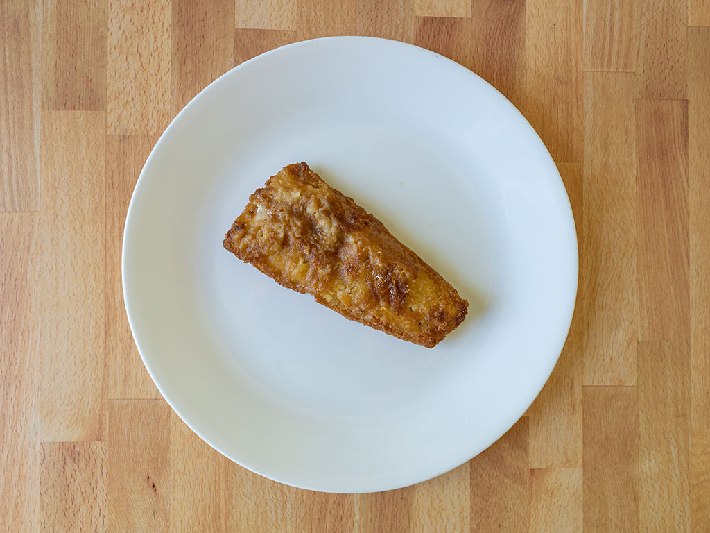 Air fried Young's Beer Battered Cod Fillets