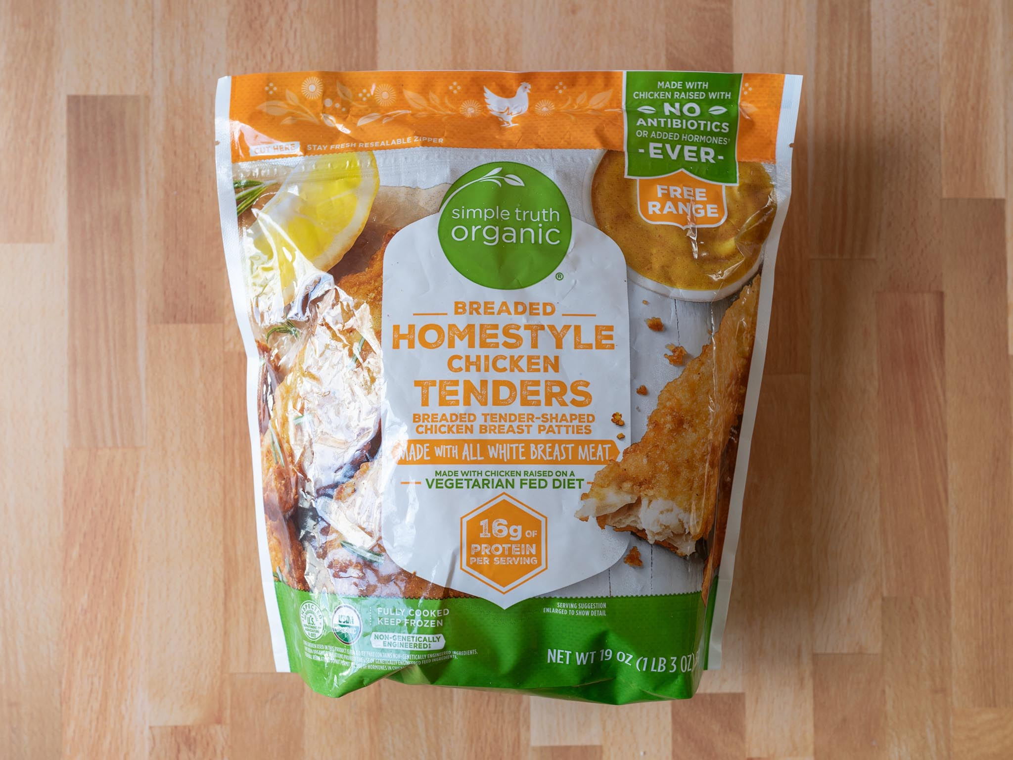 Simple Truth Homestyle Chicken Tenders