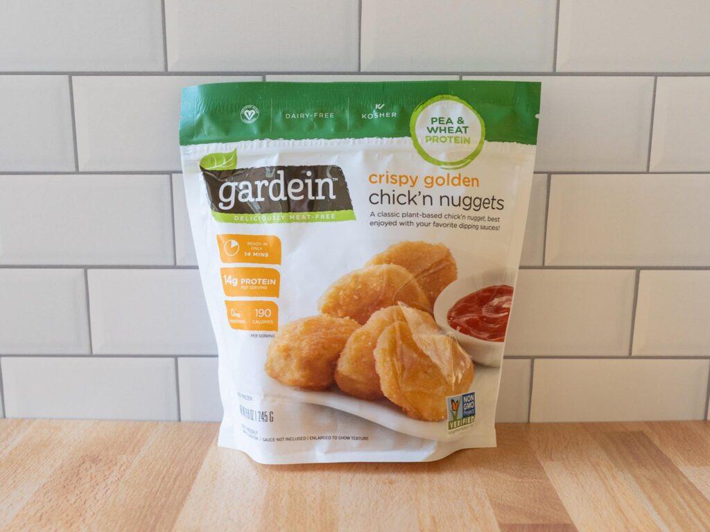 Gardein Crispy Golden Chick'n Nuggets