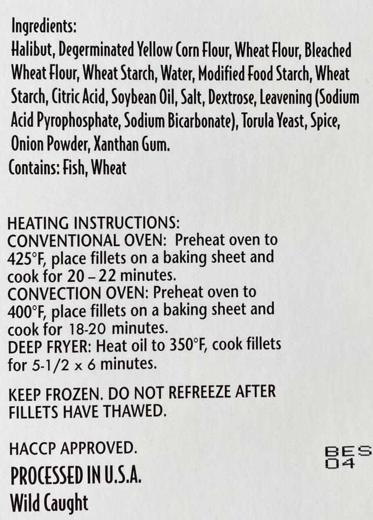 Neptune Pub Style Halibut cooking