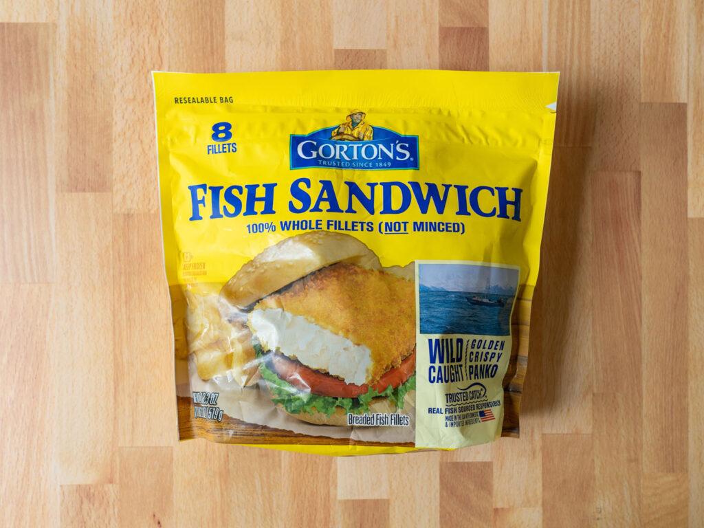 Gorton's Fish Sandwich