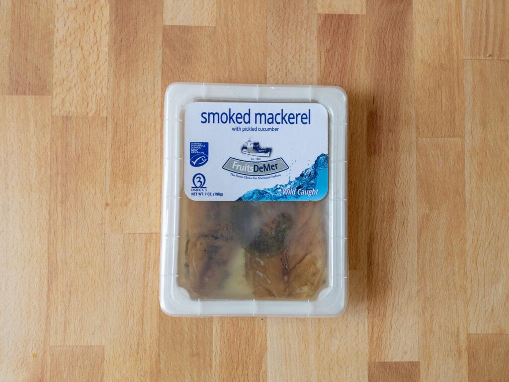 FruitsDeMer Smoked Mackerel