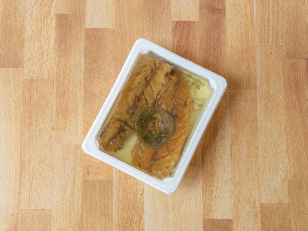 FruitsDeMer Smoked Mackerel in package