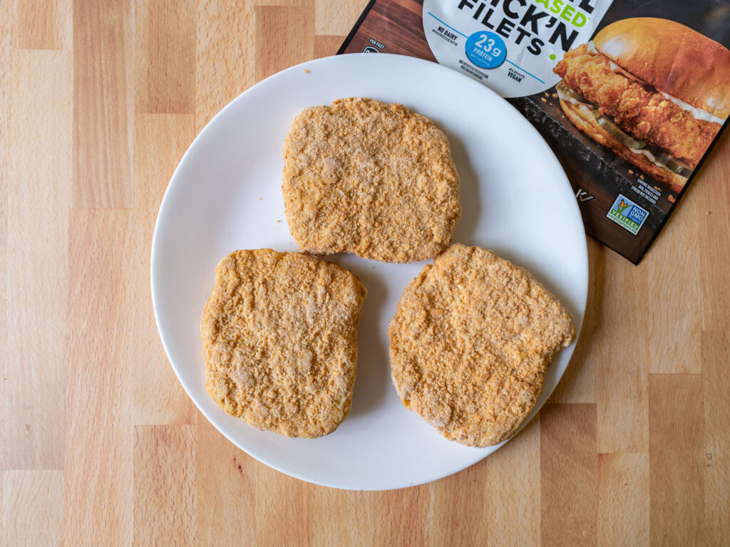 Gardein Ultimate Plant-Based Chick'N Filet frozen