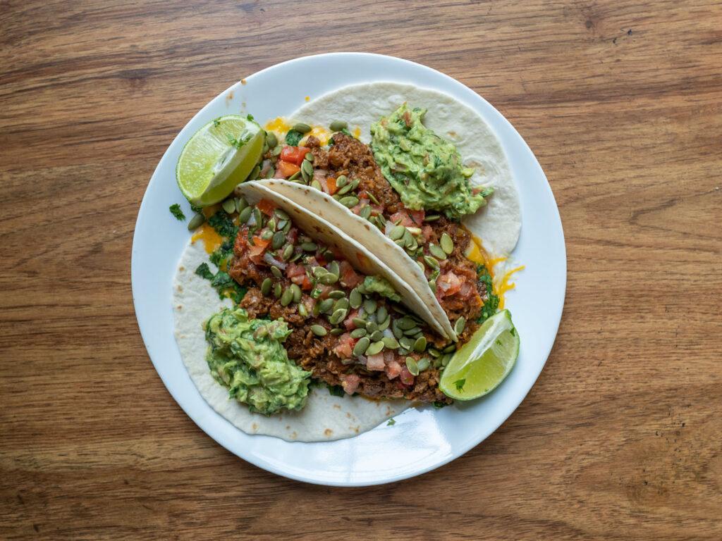 Fury Hot Sauce - tacos