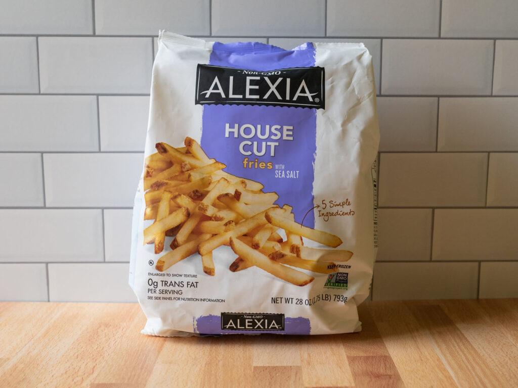 Alexia House Cut Fries with Sea Salt