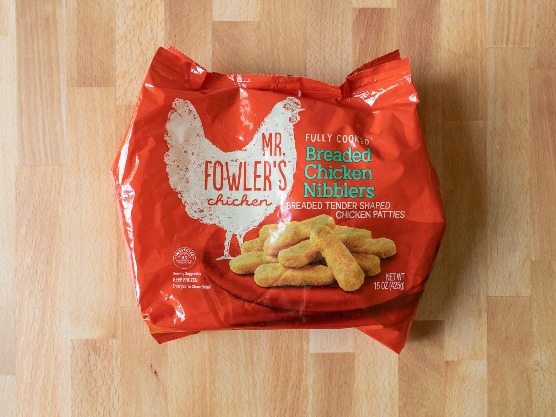 Mr Fowler's Breaded Chicken Nibblers