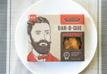 Upton's Naturals BBQ Jackfruit before opening