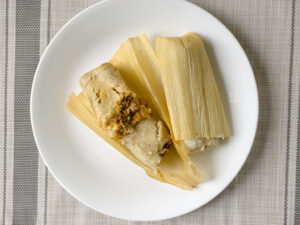Chapparo's Beef Tamales cooked