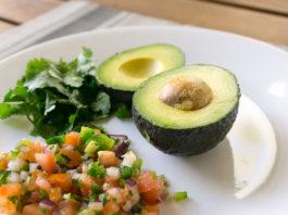 Guacamole recipe ingredients