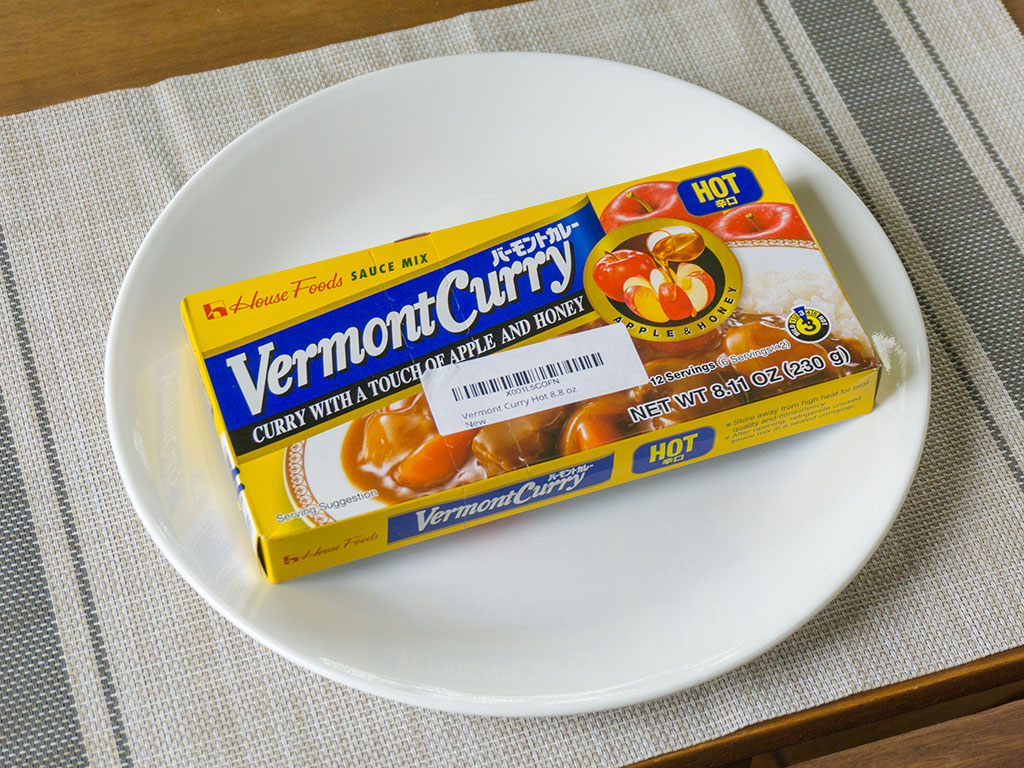 House Foods Vermont Curry