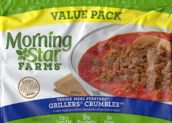 Review: MorningStar Farms Grillers Crumblers