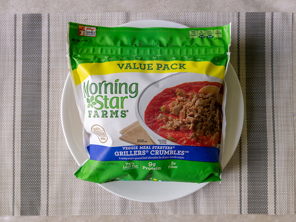 MorningStar Farms Grillers Crumblers