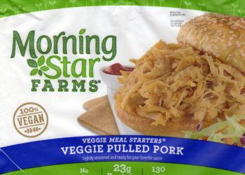 Review: MorningStar Farms Veggie Pulled Pork