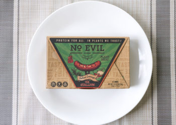Review: No Evil Foods The Stallion Sausages