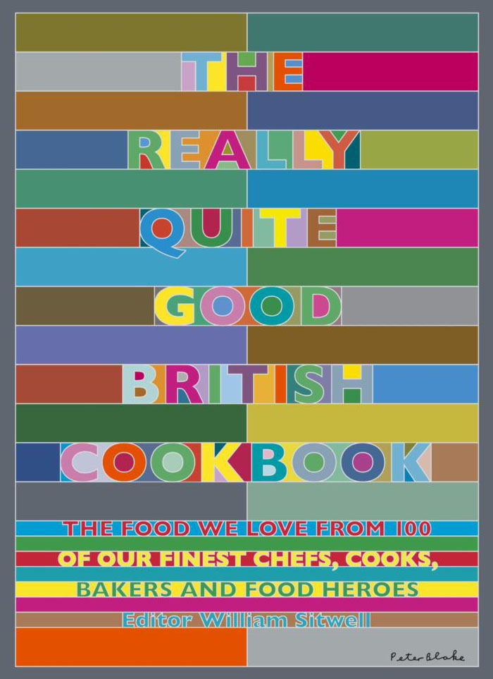 The Really Quite Good British Cookbook cover