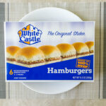 Review: White Castle Hamburger Sliders