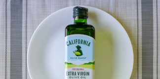 California Olive Ranch Extra Virgin Olive Oil front
