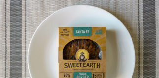 Sweet Earth Sante Fe Veggie Burger