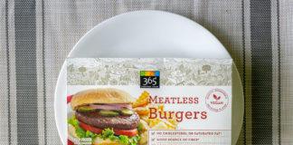 365 Meatless Burgers