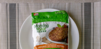 MorningStar Farms Original Sausage Patties