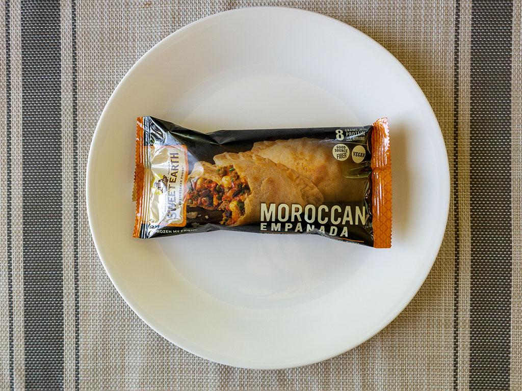 Sweet Earth Moroccan Empanada