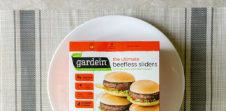 Gardein The Ultimate Beefless Sliders