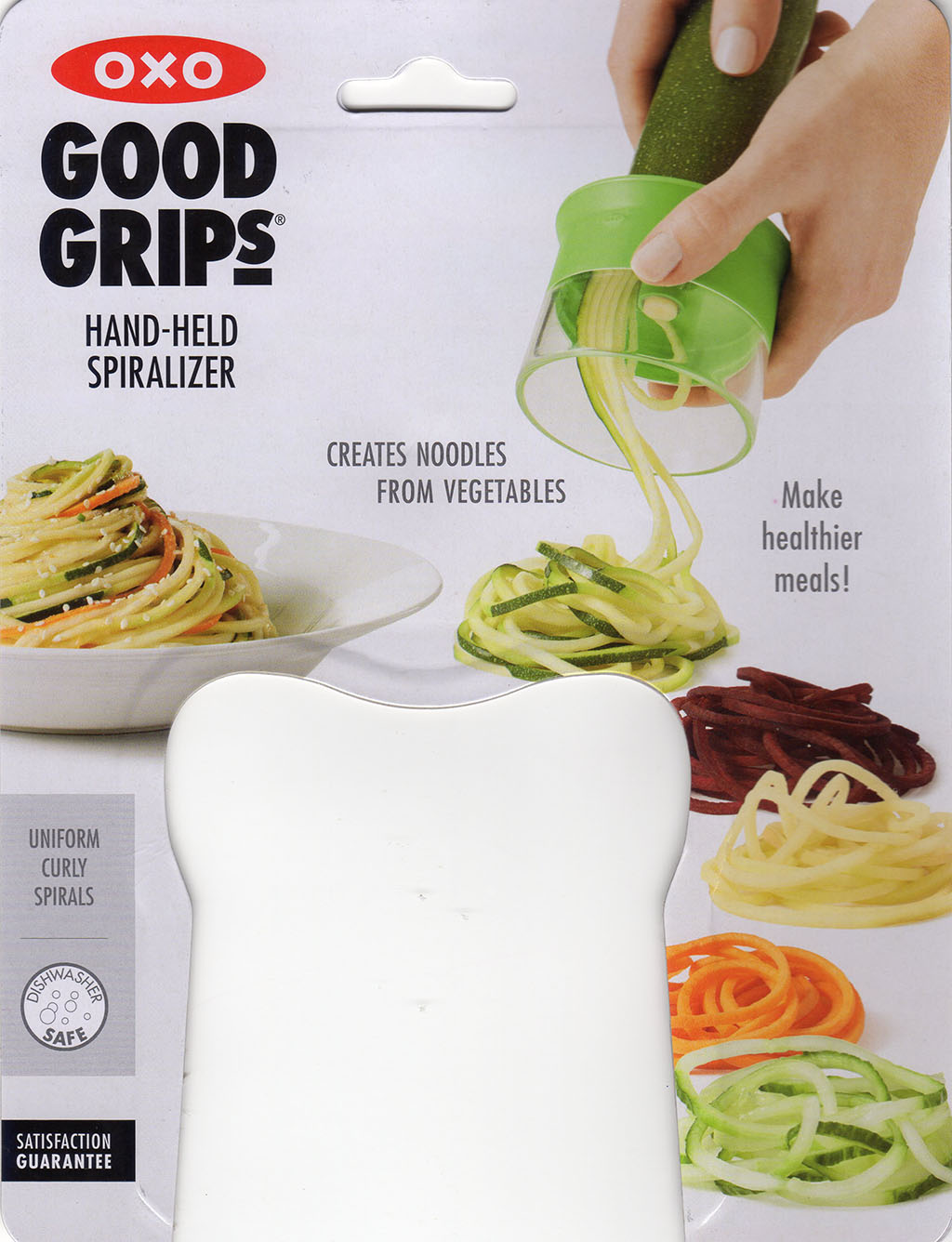OXO Good Grips Hand Spiralizer package front