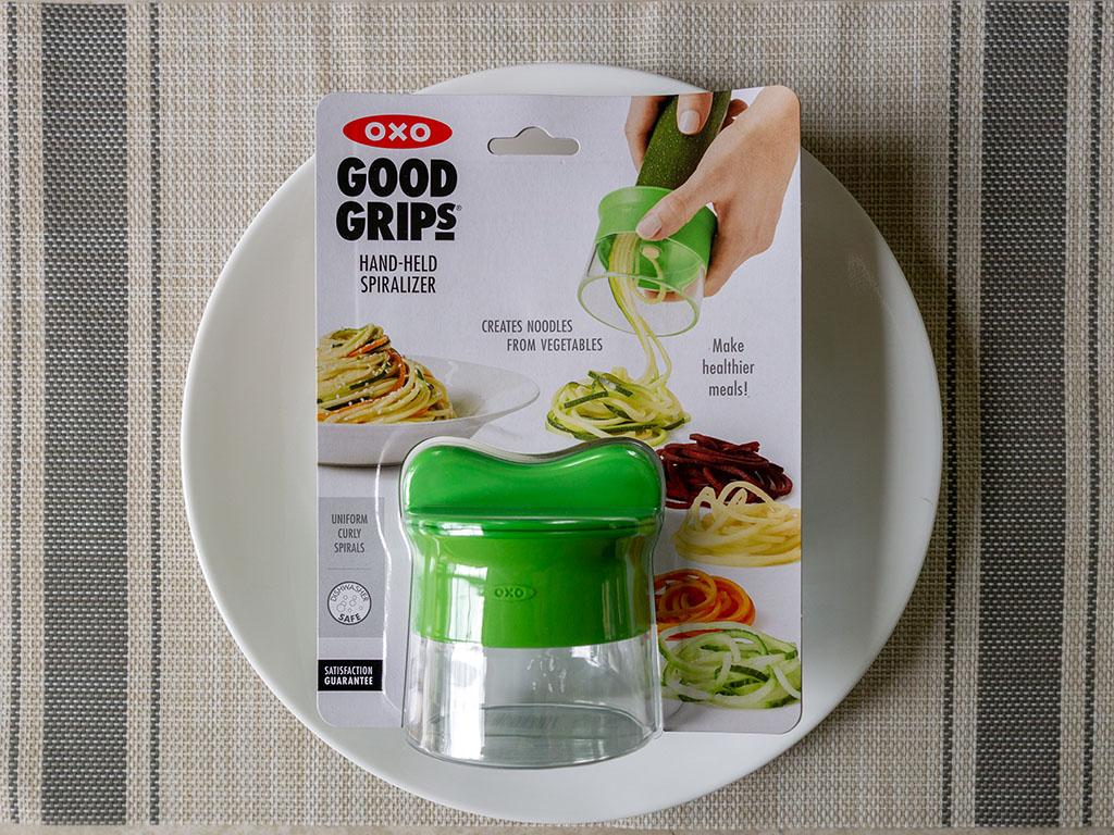 OXO Good Grips Hand Spiralizer