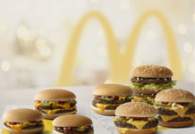 Burgers no longer with artificial preservatives (McDonald's)
