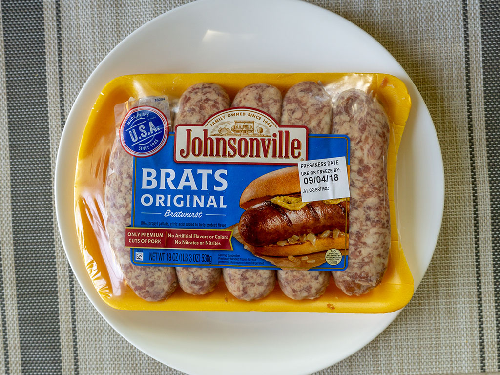 Johnsonville Brats Original