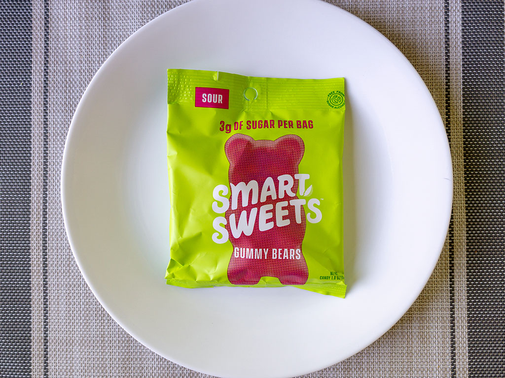 Smart Sweets Gummy Bears sour