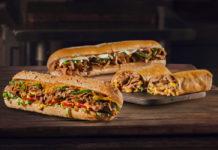 Subway new cheeseteaks (Subway)