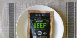 Ayoba-Yo Traditional Biltong Beef Slices