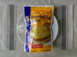 Echo Lake Foods Scrambled Egg Patties