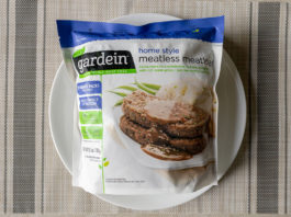 Gardein Home Style Meatless Meatloaf